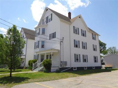 Woonsocket Multi Family Home Act Und Contract: 444 Rathbun St