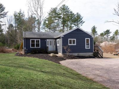 Charlestown Single Family Home For Sale: 124 Old Mill Rd