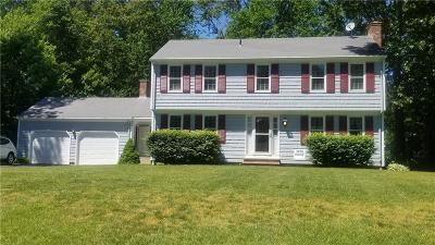 North Kingstown Single Family Home For Sale: 24 Big Oak Drive