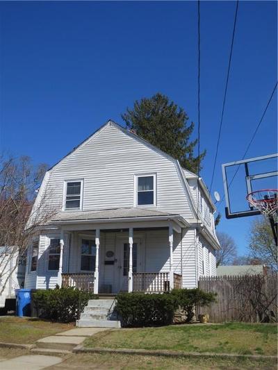 Cranston RI Single Family Home For Sale: $203,900
