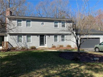 Burrillville Single Family Home For Sale: 435 Maureen Cir