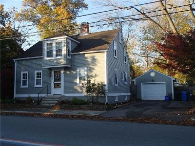 Cranston Single Family Home For Sale: 2073 Broad St