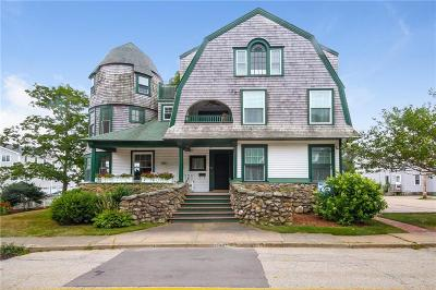 Narragansett Condo/Townhouse For Sale: 20 Rodman St, Unit#2 #2