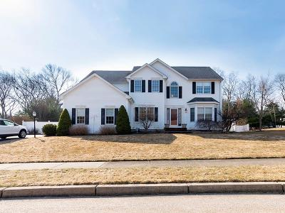 Coventry Single Family Home Act Und Contract: 8 Regalwood Dr
