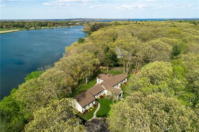 North Kingstown Single Family Home Act Und Contract: 25 Pojac Point Rd