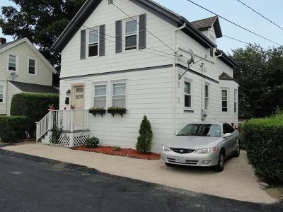 Newport Single Family Home For Sale: 2 Union St