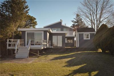 Portsmouth Single Family Home For Sale: 1300 Anthony Rd