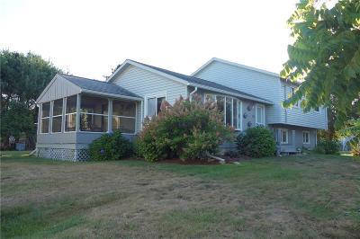 Narragansett Single Family Home For Sale: 22 Ocean View Dr