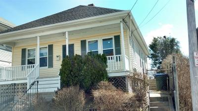 Providence RI Single Family Home For Sale: $204,900