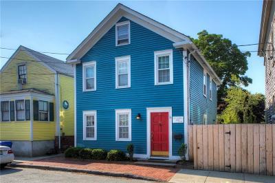 Newport Single Family Home For Sale: 36 Poplar St