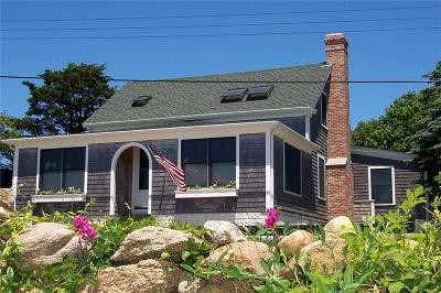 Block Island Single Family Home For Sale: 844 West Side Rd