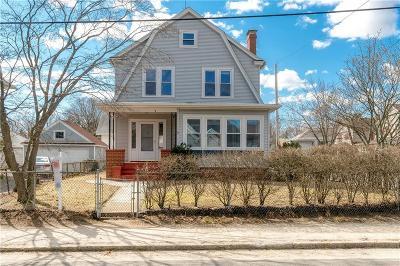 Cranston Single Family Home For Sale: 50 Park Av