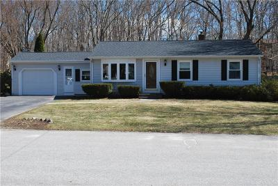 Cumberland Single Family Home For Sale: 61 Crestwood Ct