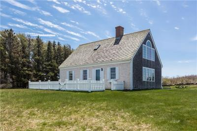 Block Island Single Family Home For Sale: 1413 Dickens Rd