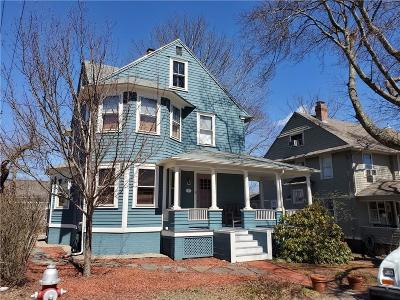 Warwick Single Family Home For Sale: 75 Spring Garden St