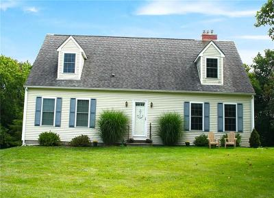 Little Compton RI Single Family Home For Sale: $479,000