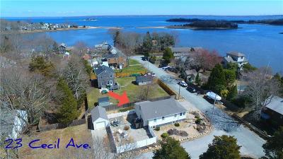 North Kingstown Single Family Home For Sale: 23 Cecil Av