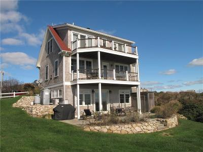 Block Island Single Family Home For Sale: 1688 Mohegan Trl