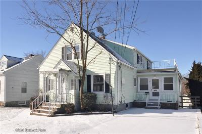 Woonsocket Multi Family Home For Sale: 665 Mendon Rd