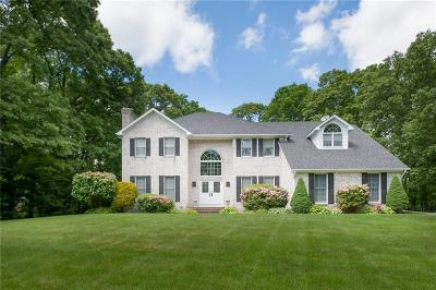 East Greenwich Single Family Home For Sale: 200 Watch Hill