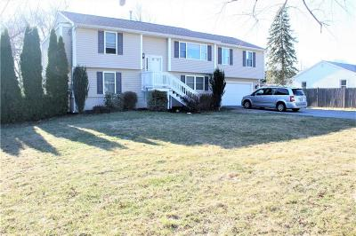 Warwick Single Family Home Act Und Contract: 83 Carder Rd