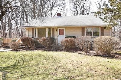 East Greenwich Single Family Home For Sale: 1582 Division Rd