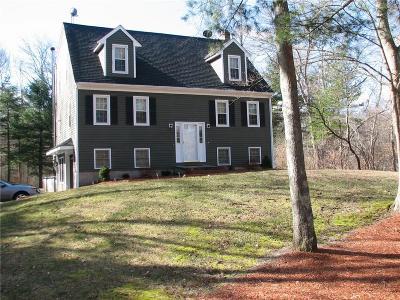 Seekonk Single Family Home For Sale: 395 Woodland Av