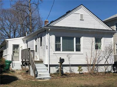 Warwick Single Family Home Act Und Contract: 99 Winter Av