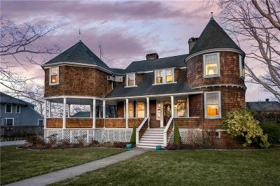 Narragansett Single Family Home Act Und Contract: 64 Caswell St