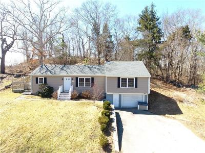 Tiverton RI Single Family Home For Sale: $265,000