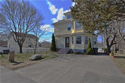 Warwick RI Single Family Home For Sale: $349,900