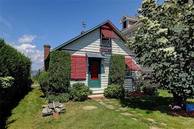 Portsmouth Single Family Home Act Und Contract: 21 Mount View Rd