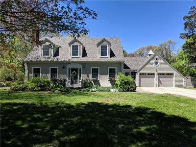 Scituate Single Family Home For Sale: 264 W Greenville Rd