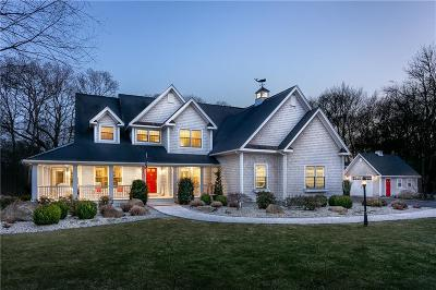 South Kingstown Single Family Home Act Und Contract: 159 Brown Bear Rd