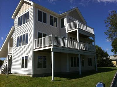 Narragansett Single Family Home For Sale: 1136 Ocean Rd