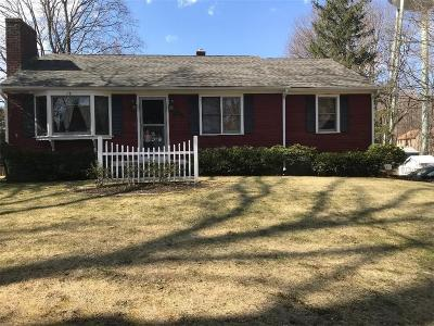 North Smithfield Single Family Home Act Und Contract: 34 Ridge Rd