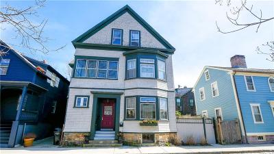 Newport Condo/Townhouse For Sale: 21 Mount Vernon St, Unit#3 #3
