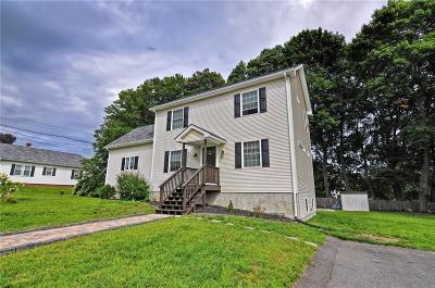 Johnston Single Family Home For Sale: 6 Edwards Rd