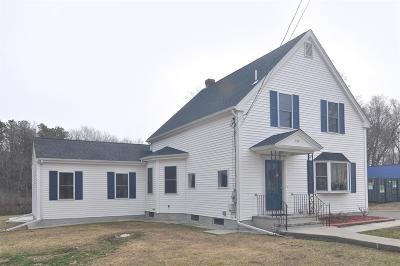 Seekonk Single Family Home Act Und Contract: 505 Central Av