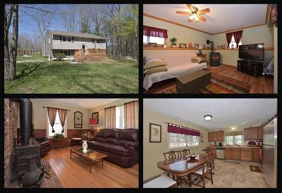 Burrillville Single Family Home Act Und Contract: 35 Buck Hill Rd
