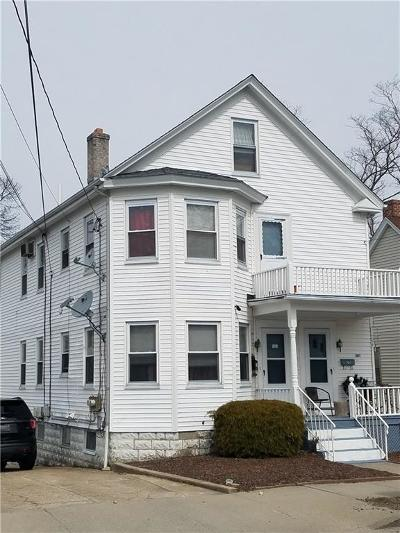 Cranston Multi Family Home Act Und Contract: 1097 - 1099 Pontiac Av