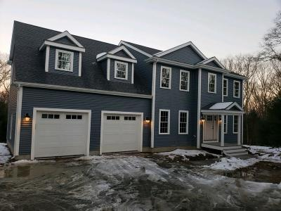 Coventry Single Family Home For Sale: 1 - Lot 0 Matteson Rd