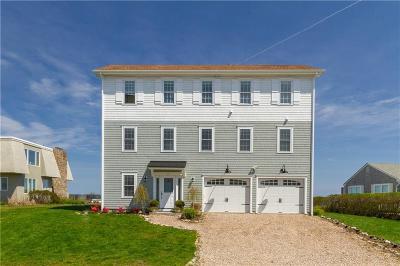 Narragansett Single Family Home For Sale: 45 Major Arnold Rd