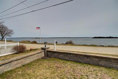 North Kingstown Single Family Home Act Und Contract: 68 Sea View Av