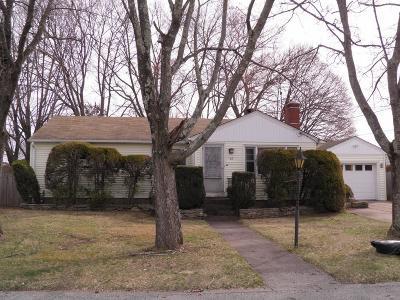 Johnston Single Family Home For Sale: 65 Maribeth Dr