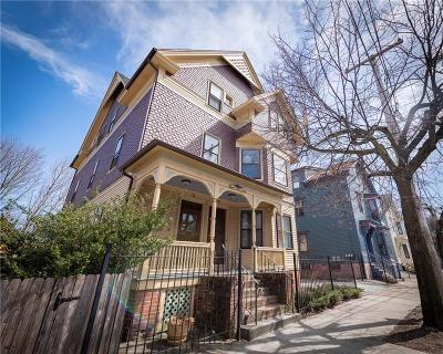 Providence Condo/Townhouse For Sale: 88 Harrison St, Unit#3 #3