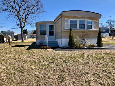 Coventry Single Family Home Act Und Contract: 11 Lane E