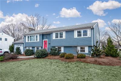 Warwick Single Family Home For Sale: 81 Sprague Av