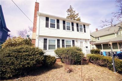 Cranston Single Family Home For Sale: 185 Grand Av