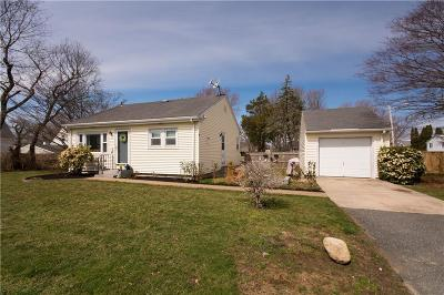 Middletown Single Family Home Act Und Contract: 68 Smythe St